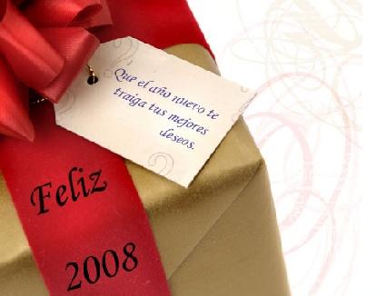 ¡Feliz 2008!