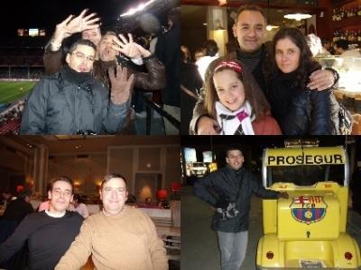 <center>¡ Nos vamos a Barcelona ! (III)<br>El viaje (36 horas)</center><br>