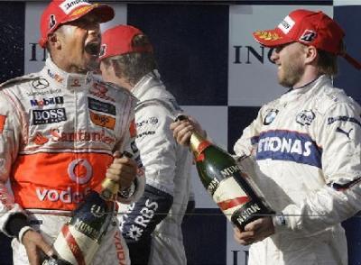 Sólo Fernando podía ser cuarto