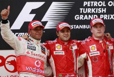 Otra victoria de Ferrari
