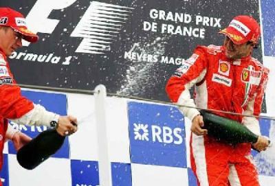 Felipe Massa lidera el mundial de pilotos