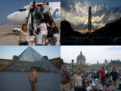 París - Día 1