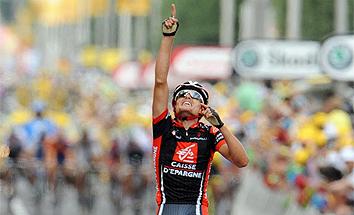 Segunda victoria murciana en el Tour 2.008
