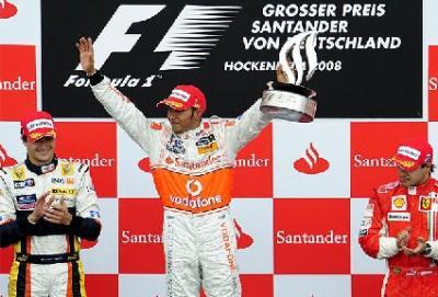 Primer podio de Renault (para Piquet)