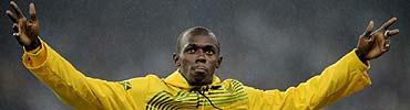 ... Y Jamaica pulveriza el de 4x100 m
