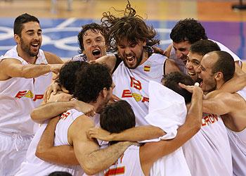 La ÑBA jugará la final olímpica (contra la NBA)