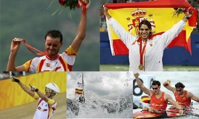 Pekín 2.008 - Medallas de oro