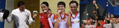 Pekín 2.008 - Medallas de bronce