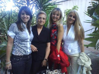 Visita de Aramar