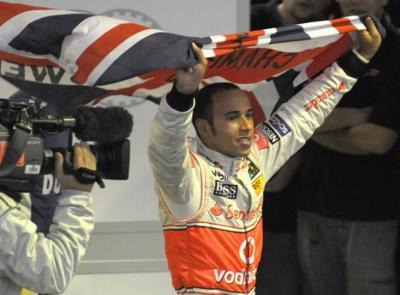 Hamilton campeón (¡final de infarto!)