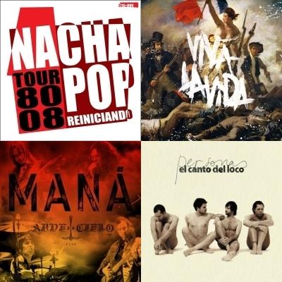Los mejores discos del 2.008 (I)