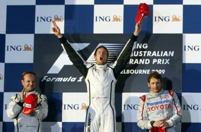 GP Australia F1 2.009