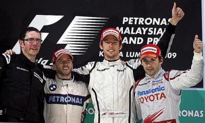 GP Malasia F1 2.009