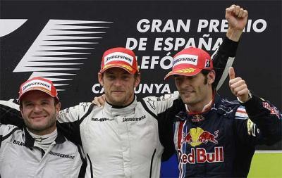 GP's España y Monaco F1 2.009