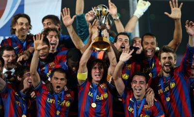 2.009: El año del Barça