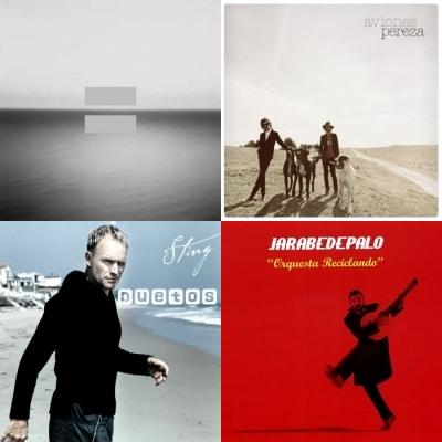 Los mejores discos del 2.009 (II)
